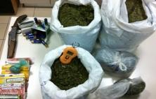 Συνελήφθη 49χρονος ημεδαπός στο Τρίκορφο Γρεβενών για καλλιέργεια κάνναβης