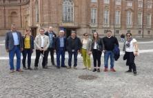 """Επίσκεψη δημάρχου Γρεβενών στο Τορίνο στα πλαίσια του έργου """"ACCESS"""" του προγράμματος """"Europe for Citizens"""""""