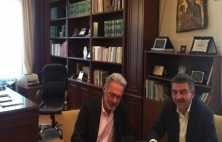 Υπογραφή σύμβασης στον Δήμο Γρεβενών για την ενεργειακή αναβάθμιση κτιρίων της πόλης